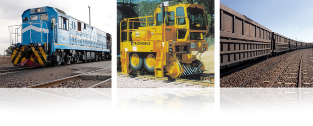 Sales and Rentals - Surtees Railway Supplies
